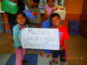 Presents - gracias 2